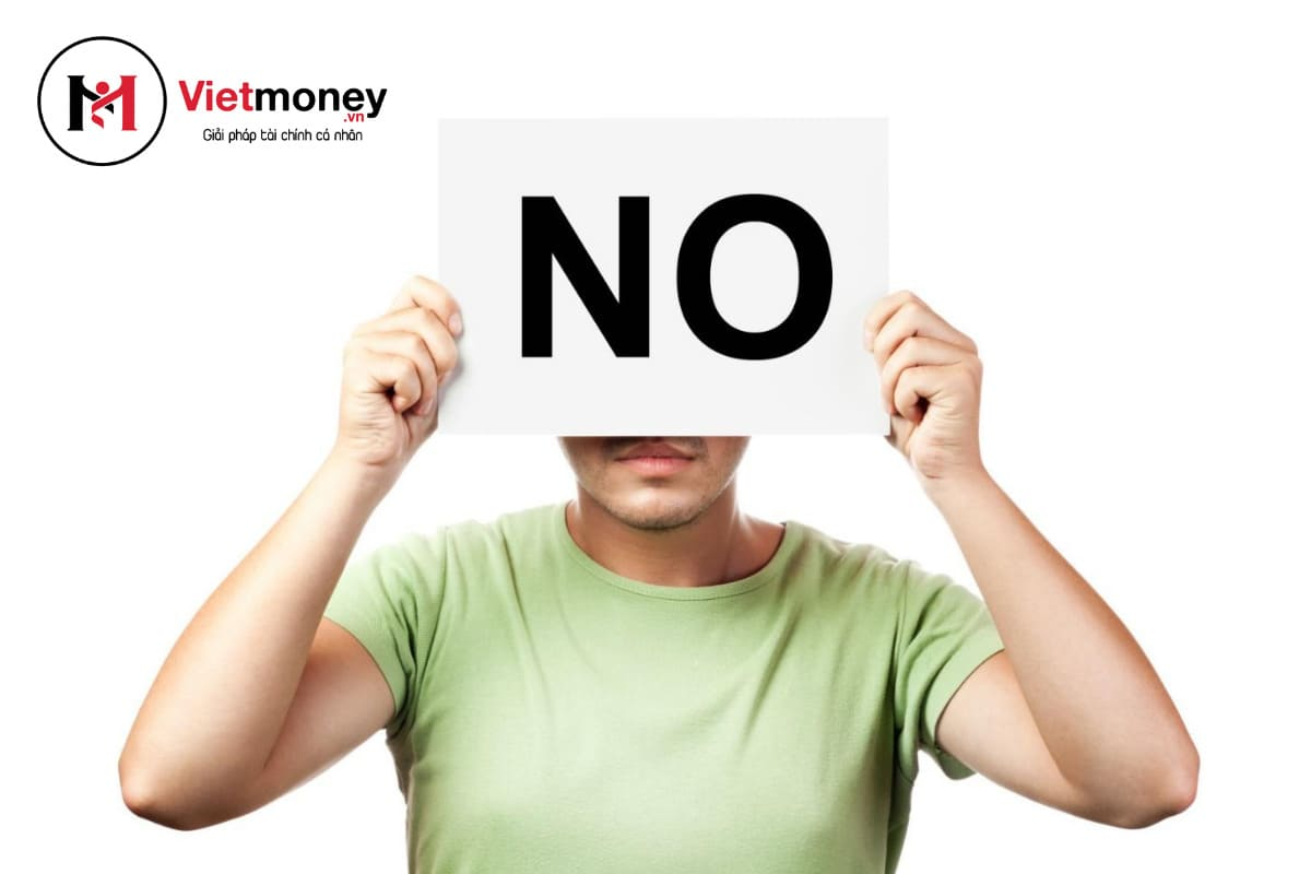 từ chối cho mượn tiền
