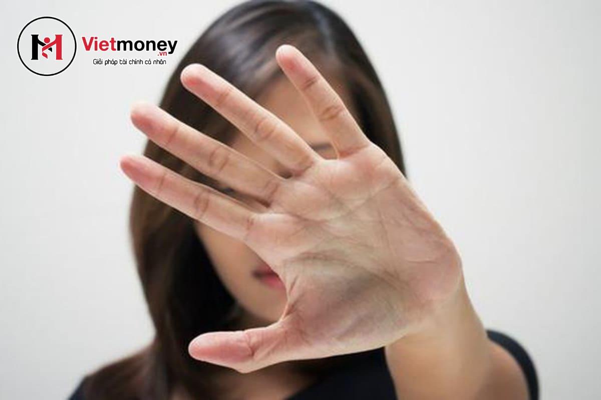 cách từ chối cho mượn tiền