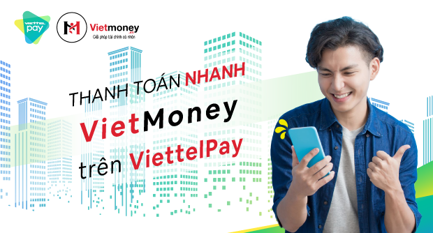 Hợp tác tài chính điện tử cùng Tập đoàn Viettel