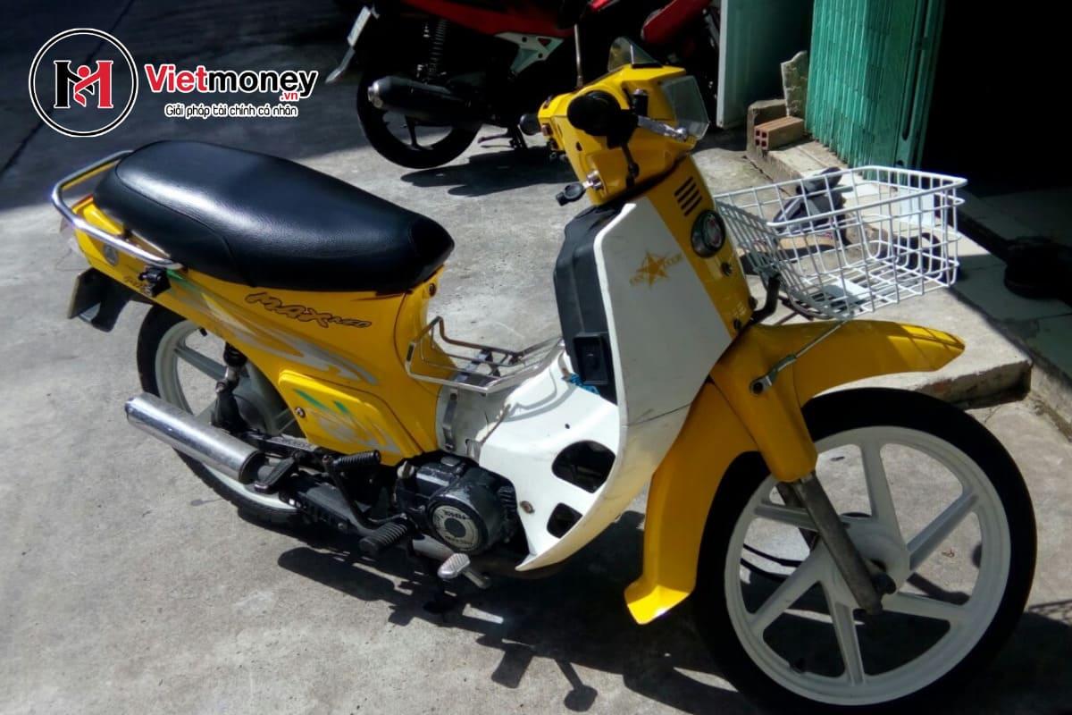 xe gắn máy dành cho học sinh