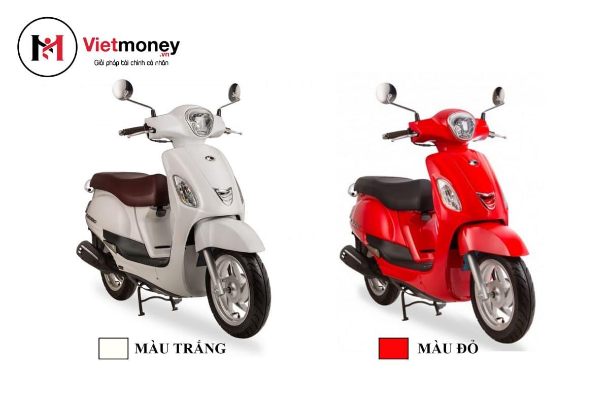 xe máy dành cho học sinh nữ