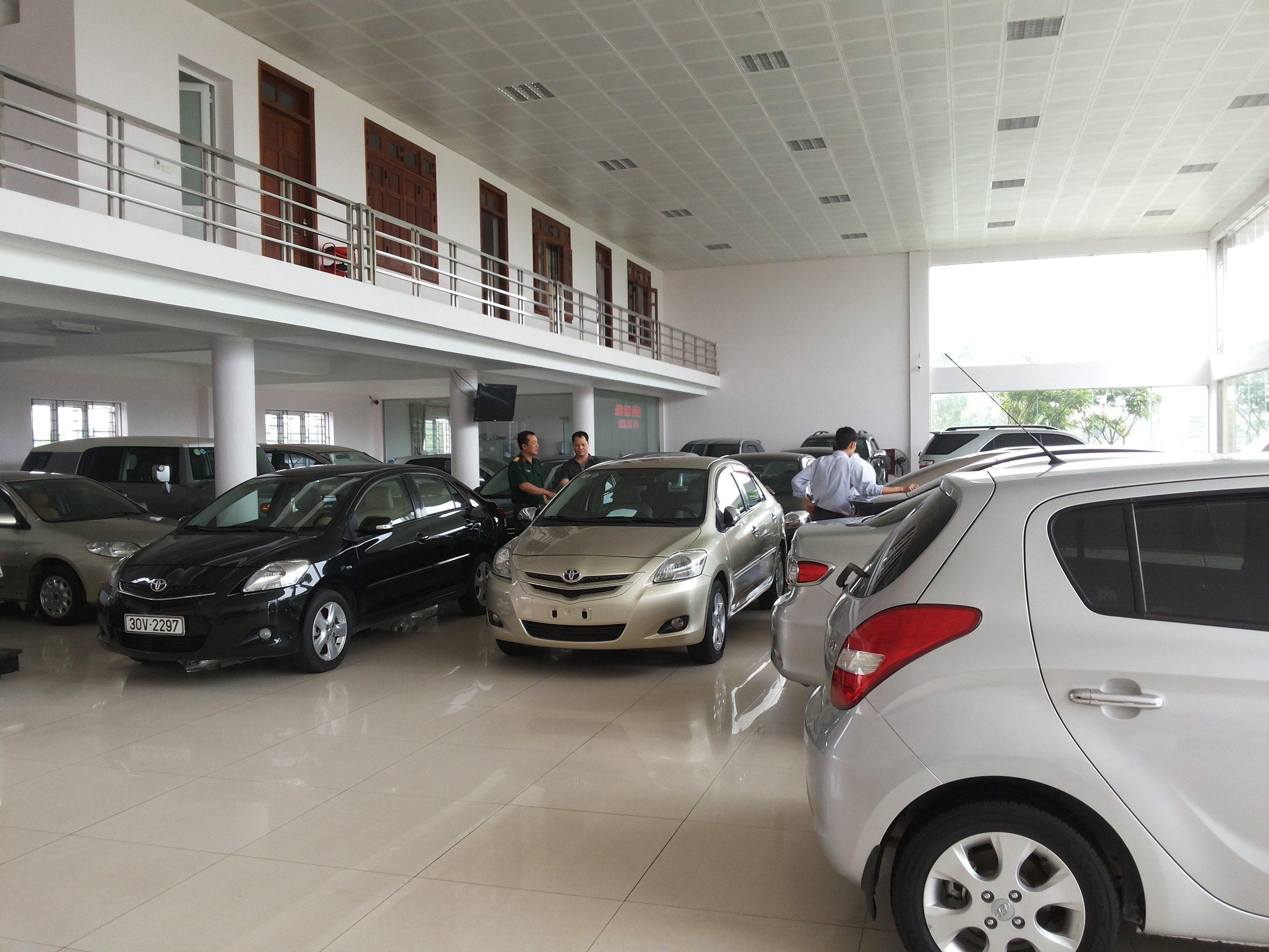 định giá ô tô cũ 2