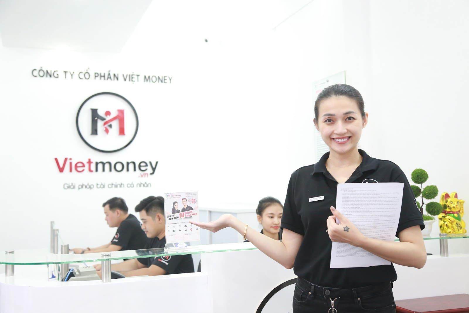 đảm bảo uy tín khi vay tvoosn từ Viet Money
