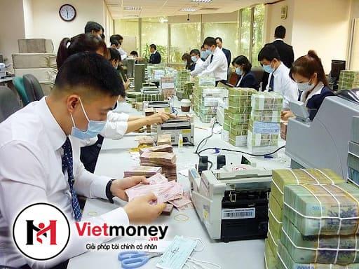 quy trình thủ tục vay tiền ngân hàng