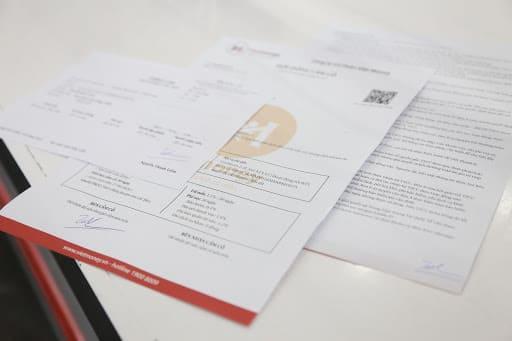 vay tiền online có hợp đồng rõ ràng cụ thể