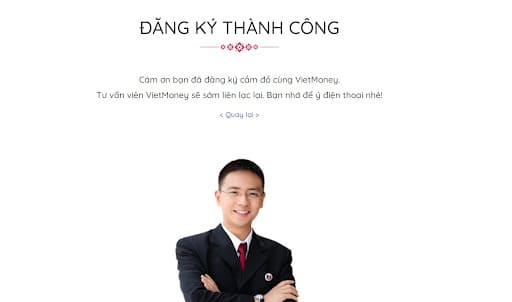 dịch vụ vụ vay tiền nhanh trực tuyến online