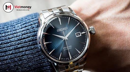 cầm đồng hồ Vietmoney
