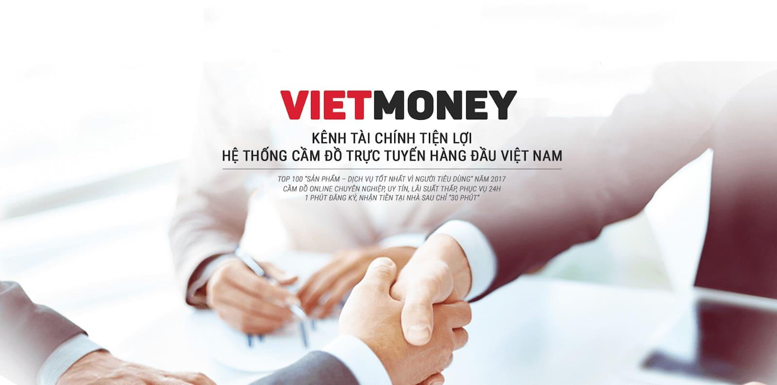 cầm đồ tại Viet Money có thể thay thế mẫu giấy vay mượn tiền viết tay