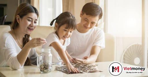 cách quản lý tài chính gia đình