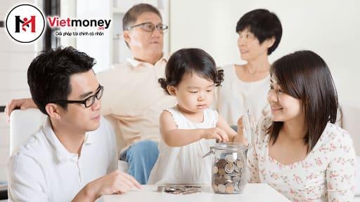 quản lý chi tiêu gia đình