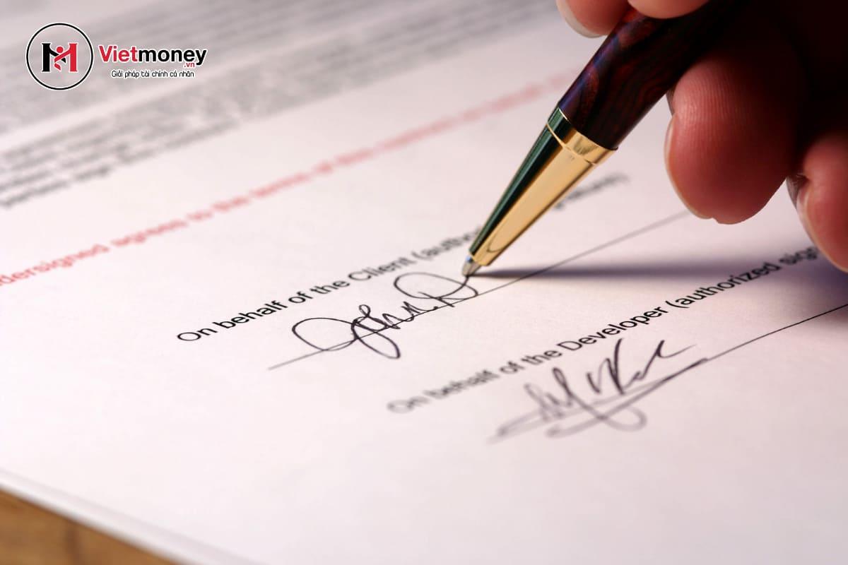 giấy vay tiền là gì tại sao cần giáy vay tiền