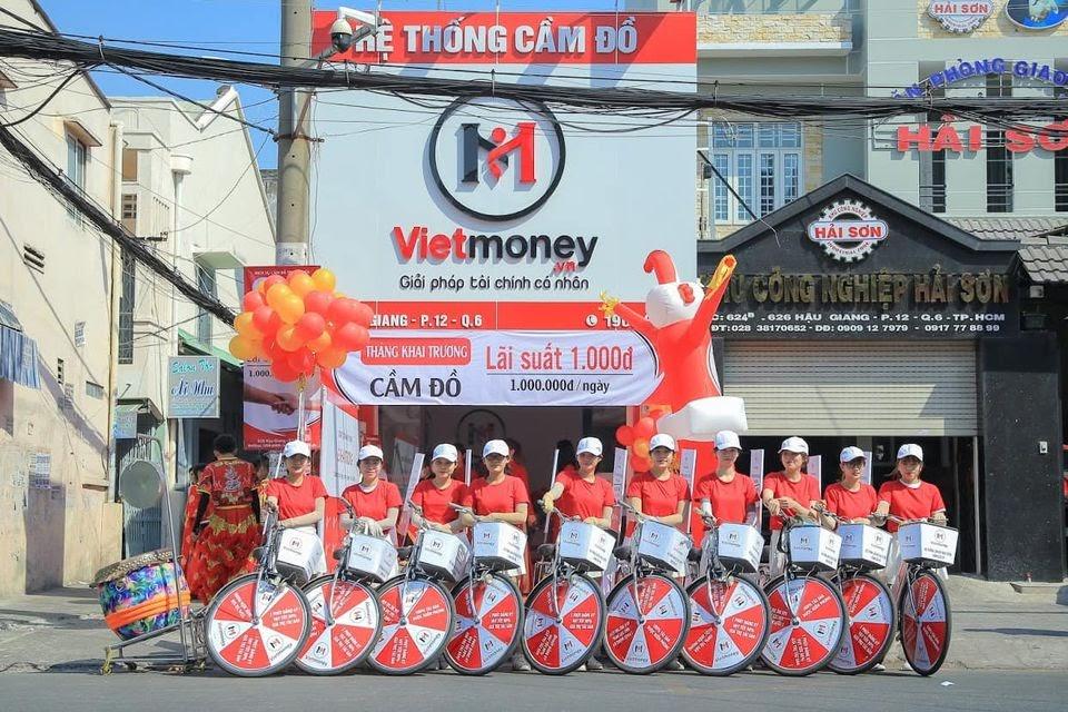 vay vốn khởi nghiệp tại Việt Money