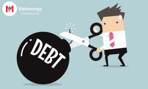cách xóa nợ xấu cic