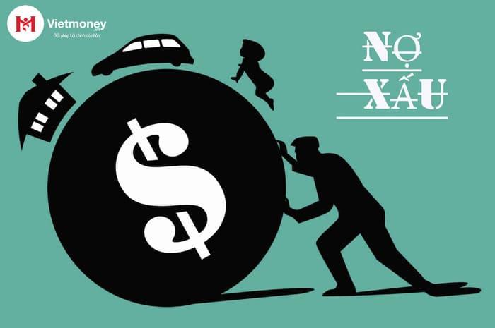 khái niệm nợ xấu
