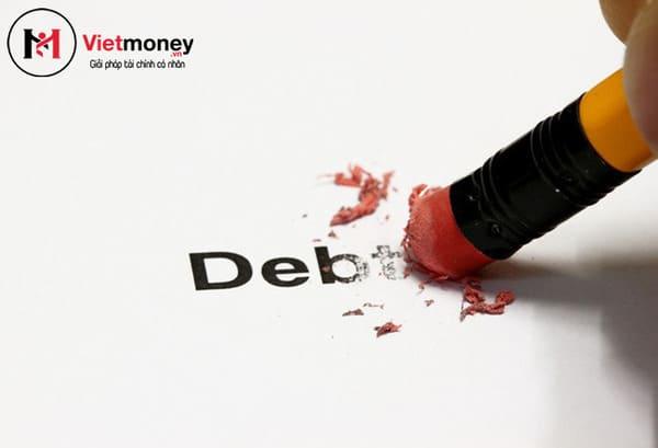 lưu ý khi tìm cách xóa nợ xấu