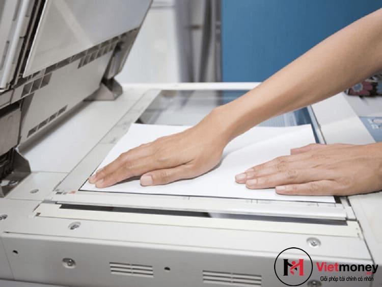 chất lượng bản in của máy photocopy