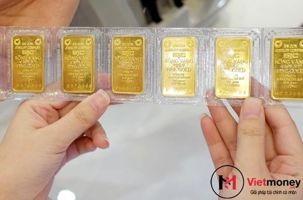 tìm hiểu về vàng