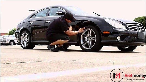 cách kiểm tra khi mua xe ô tô cũ