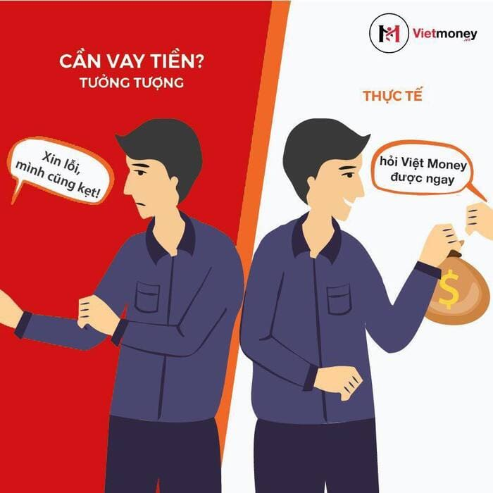 Cầm cố tài sản uy tín tại Vietmoney