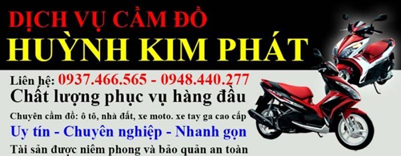 Cầm đồ Huỳnh Kim Phát